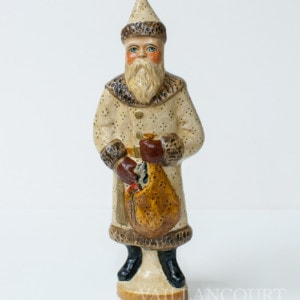 The Original Russian Father Christmas in White, VFA Nr. 104W