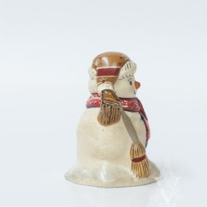 Snowman with Gingerbread Hat, VFA Nr. 11060