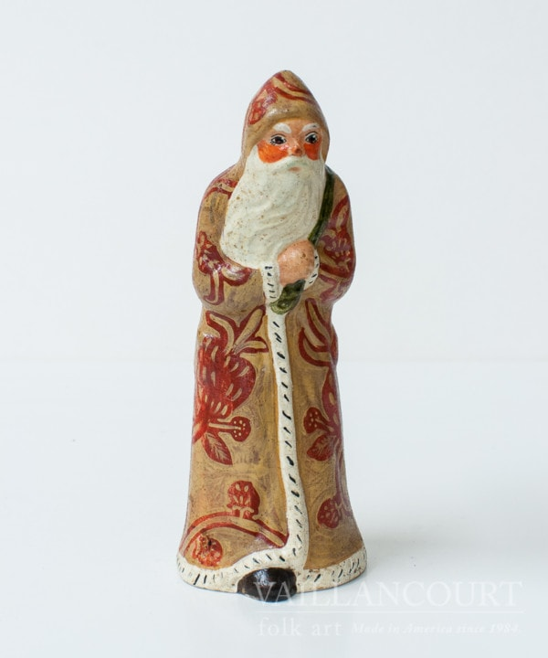 Hunched Father Christmas with Brocade Coat, VFA Nr. 171