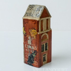 Assorted Chalkware Haunted House Collection, VFA Nr. 16023