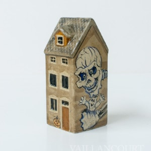 Assortment of Haunted House Chalkware, the 3rd variation. VFA Nr. 16024