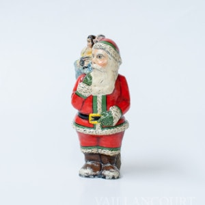 American Santa with Tree Decorated Bag, VFA Nr. 17031