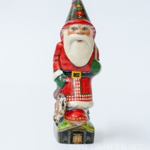 Al Johnson's Santa, created exclusively for Tannenbaum Holiday Shop, VFA Nr. 16063