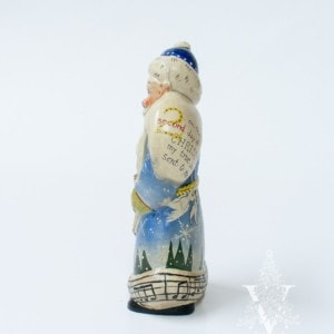 Blue Second Day of Christmas One of a Kind, VFA Nr. 18085