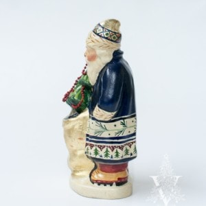 Collector's Design Series Santa With Gold Bag, VFA Nr. 18083