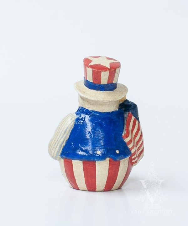 Uncle Sam Patriotic Santa, VFA Nr. 18003