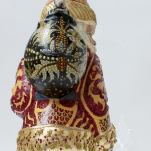 The 2018 Bergdorf Goodman Saint Nicholas with Walking Stick One Of A Kind, VFA Nr. 18073