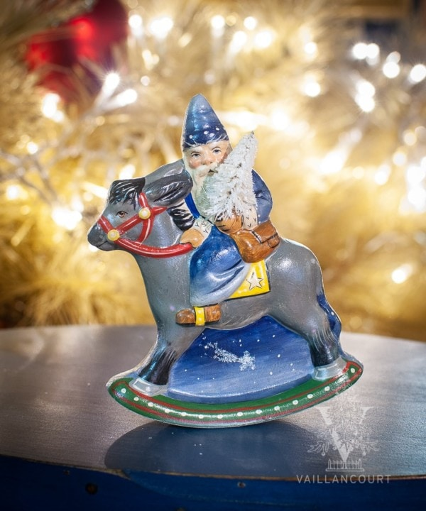 Starlight Santa: Rocking Donkey (30th Anniversary), VFA Nr. 19030