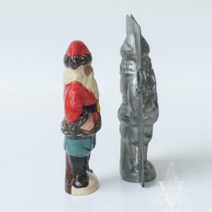 Small American Santa (One-of-a-Kind with Mould), VFA Nr. 19065