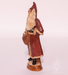 Original Red Father Christmas with Pointed Hat, VFA Nr. 105R